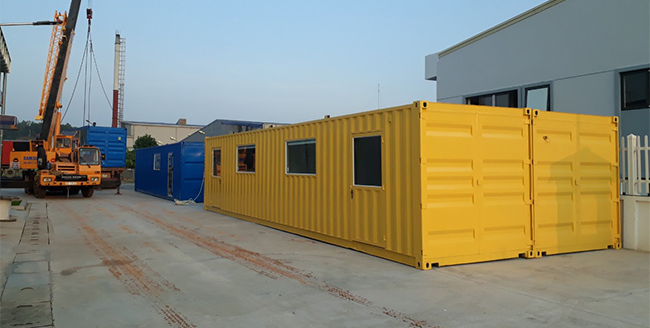 container văn phòng 40