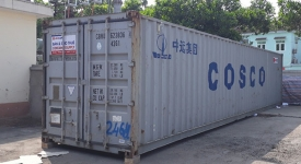 Bán container kho 40 HC