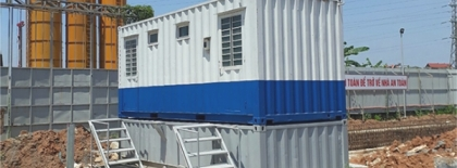 WC CONTAINER 20 FEET