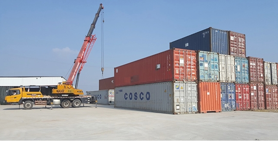 LEASE CONTAINER
