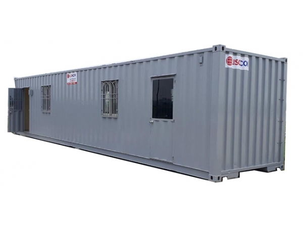 OFFICE CONTAINER 40 FEET (WITH WC)