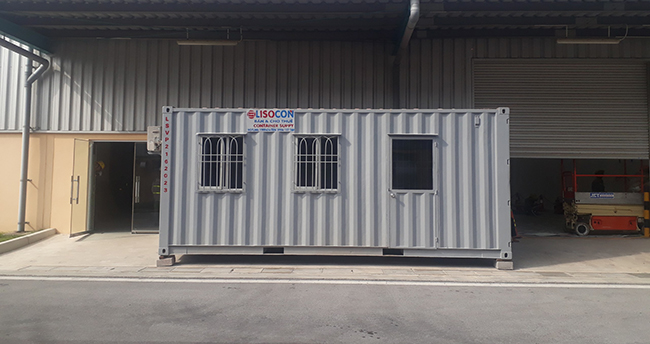 container văn phòng 20