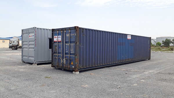 Kích thước container 40