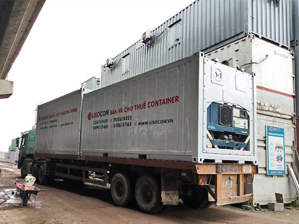 bán container lạnh